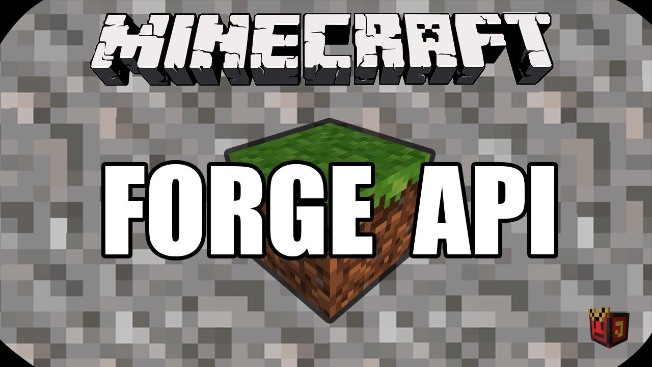 【API】Minecraft Forge API(最新1.12.2)全版本下载
