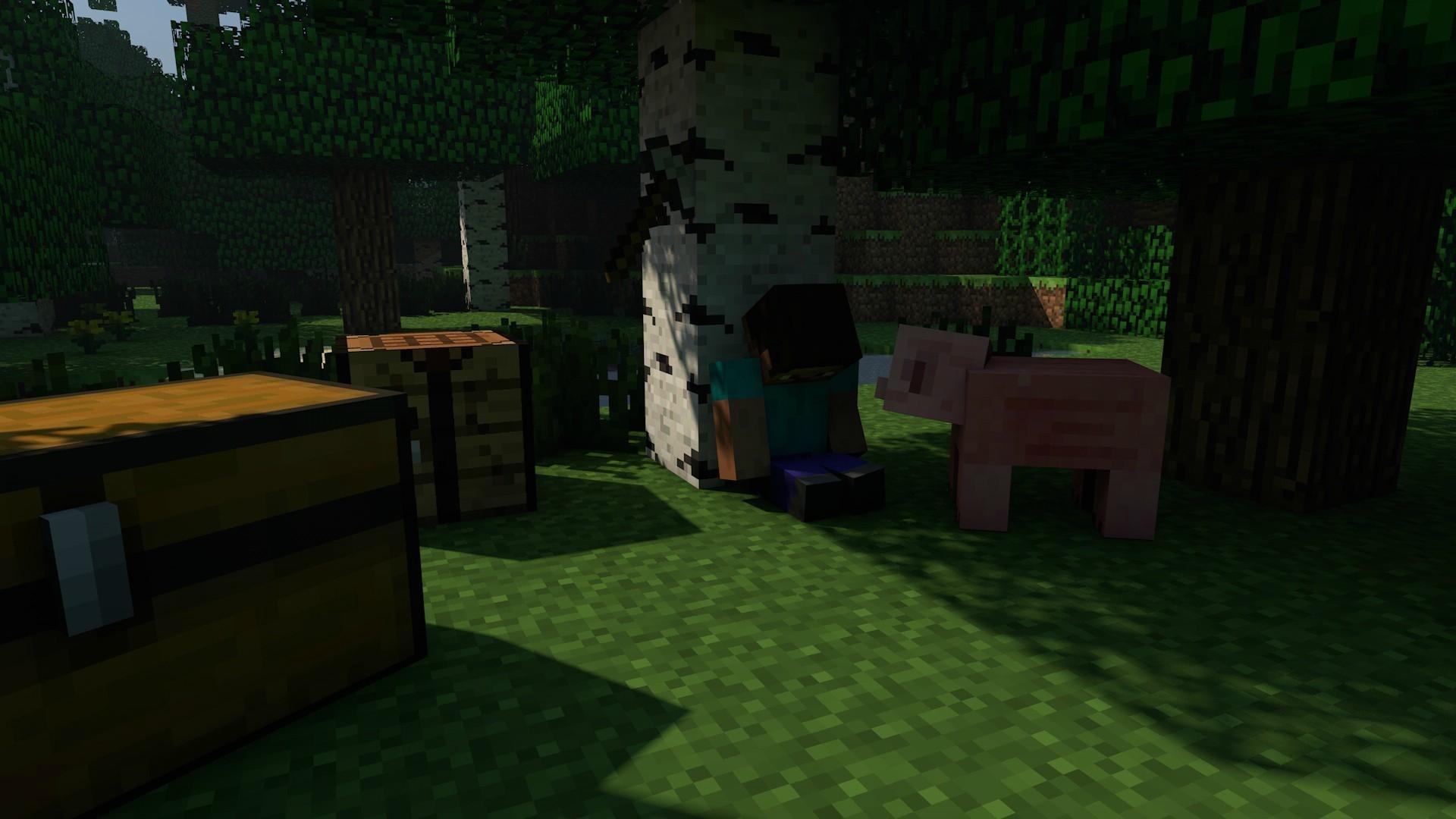 Minecraft-WallPaper