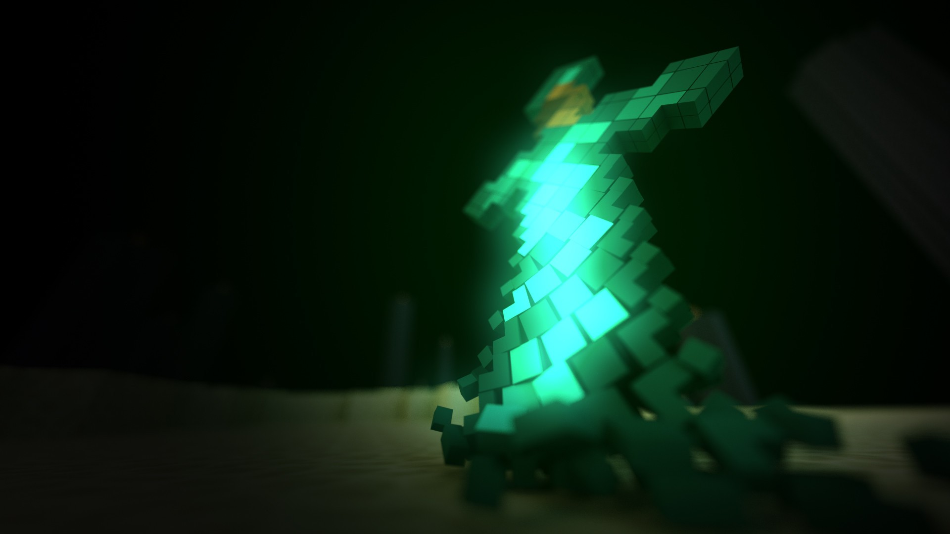 Minecraft-WallPaper