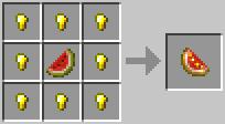 闪烁的西瓜