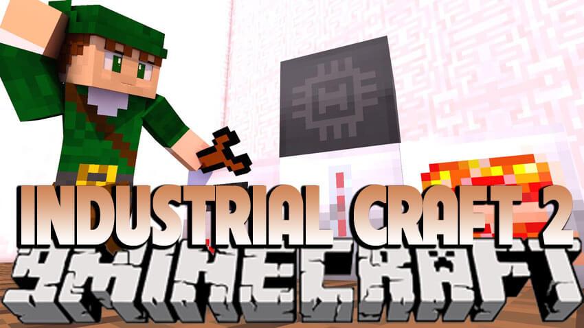 我的世界1.6.4 工业2(Industrial Craft2)MOD下载