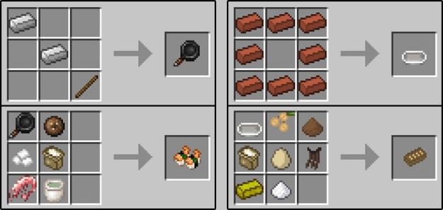 潘马斯农场(Pam's HarvestCraft)MOD
