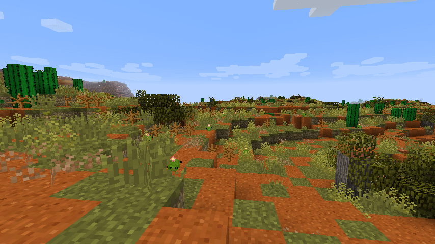 Biomes O' Plenty(超多生物群系)