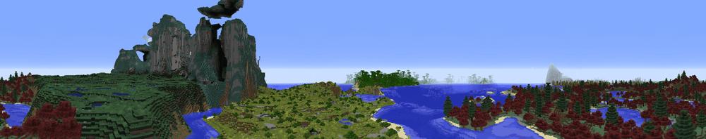 我的世界1.14.3[BOP]超多生物群系(Biomes O' Plenty)MOD下载